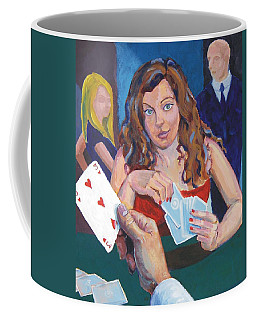 Playing Cards Coffee Mug