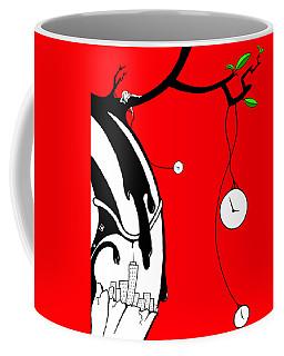 Playing With Time Coffee Mug