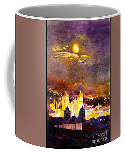 Plaza De Armas- Cusco Coffee Mug