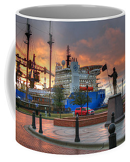 Plaza De Luna Coffee Mug