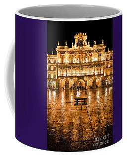 Plaza Mayor In Salamanca Coffee Mug