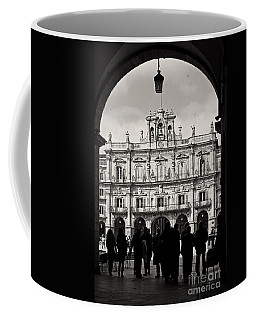 Plaza Mayor Salamanca Coffee Mug