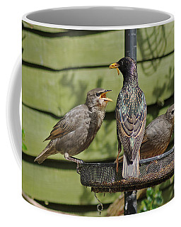 Please Feed Me. Coffee Mug