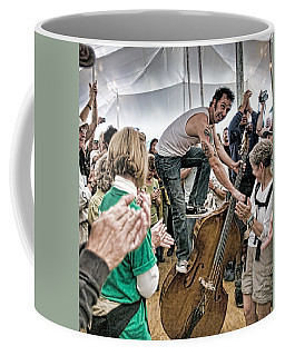 The Lost Bayou Ramblers Pleasing The Crowd Coffee Mug