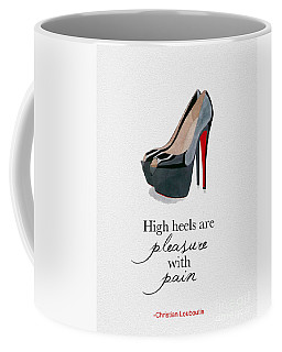 Pleasure With Pain Coffee Mug