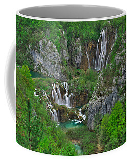 Plitvice Coffee Mug