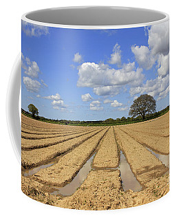 Ploughed Field Coffee Mug