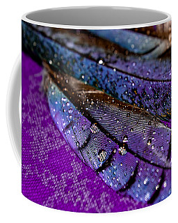 Plum Plumage Coffee Mug