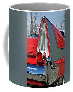 1957 Plymouth Fury Coffee Mug
