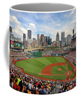Pnc Park 2014 Coffee Mug