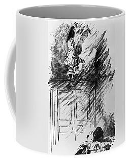 Poe The Raven Coffee Mug