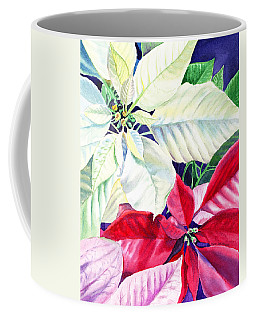 Poinsettia Christmas Collection Coffee Mug