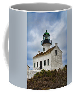 Point Loma Lighthouse Coffee Mug