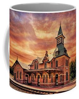 Point Of Rocks Train Station  Coffee Mug
