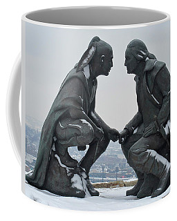 Point Of View Coffee Mug