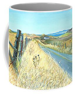 Point Reyes Country Road Coffee Mug