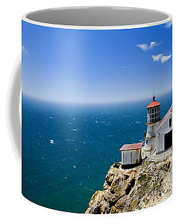 Point Reyes Lighthouse California Coffee Mug