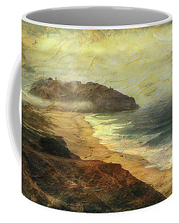 Point Sur Lighthouse Coffee Mug