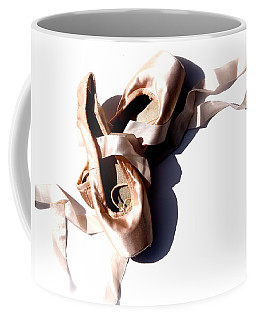 Pointe Shoes Coffee Mug