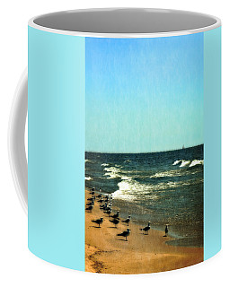 Pointed Into The Wind Coffee Mug