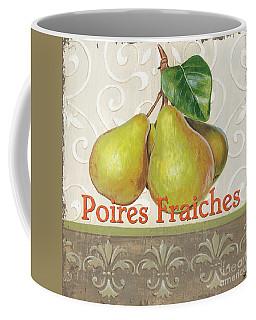 Poires Fraiches Coffee Mug