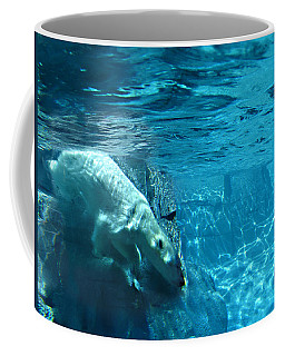 Polar Bear Coffee Mug by Steve Karol