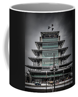 Pole Day At The Indy 500 Coffee Mug