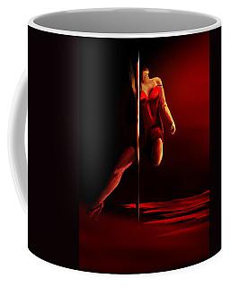 Pole Coffee Mug by Persephone Artworks