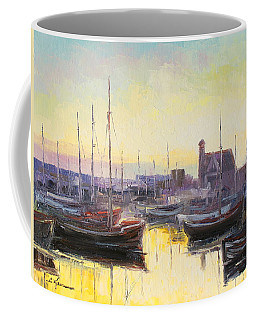 Polish City Hel Coffee Mug