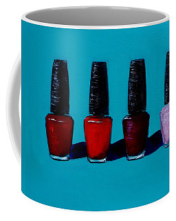 Polished Opi Nail Polish Coffee Mug