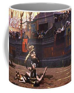 Pollice Verso Coffee Mug