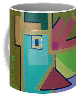Pollo Parts Coffee Mug