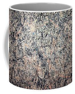 Pollock's Number 1 -- 1950 -- Lavender Mist Coffee Mug