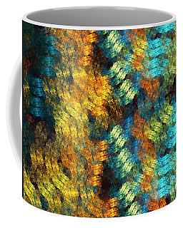 Pollux Coffee Mug by Kim Sy Ok