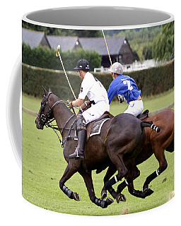 Polo Match In Argentina Coffee Mug