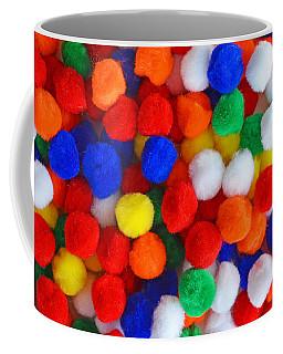 Pom Poms Coffee Mug