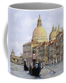 Pomeriggio A Venezia Coffee Mug