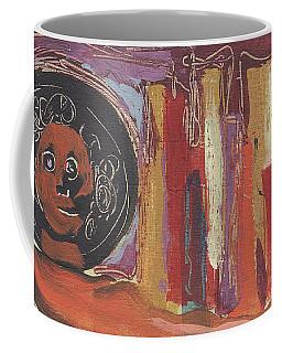 Pompeii Postcard Coffee Mug