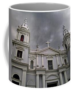 Ponce Cathedral Coffee Mug