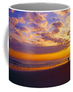 Ponce Inlet Fl Sunrise  Coffee Mug