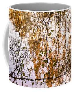 Pond Reflections #3 Coffee Mug