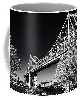 Pont Jacques Cartier Coffee Mug