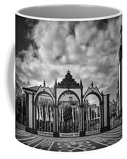 Ponta Delgada Gates Coffee Mug