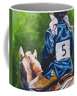 Pony Girl Coffee Mug