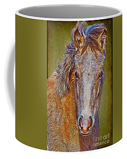 Pony Portrait  Coffee Mug