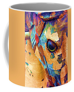 Pony Coffee Mug by Julio Lopez