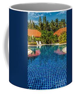 Pool Time Coffee Mug