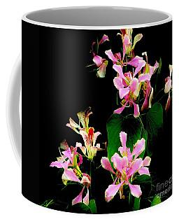 Poor Mans Orchid Coffee Mug by Amar Sheow