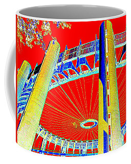 Pop Goes The Pavillion Coffee Mug