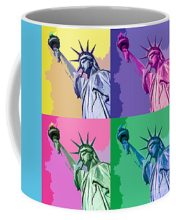 Pop Liberty Coffee Mug